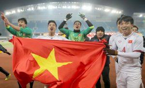 Cổ Vũ U23 Việt Nam