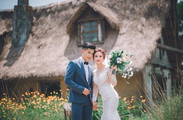 Cà vạt – nơ phụ kiện ắt phải có khi mặc vest cưới Hà Nội