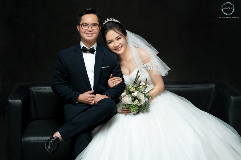 Vest cưới Hà Nội diện cùng áo sơ mi