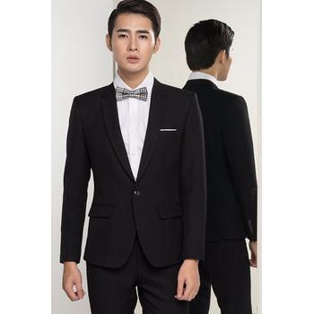 Áo vest nam một khuy khi may áo vest nam đẹp ở Hà Nội