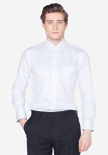Địa chỉ mua áo sơ mi trắng body nam uy tín