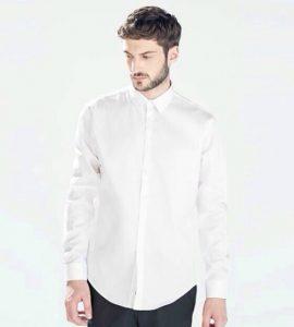 Shop bán áo sơ mi trắng nam