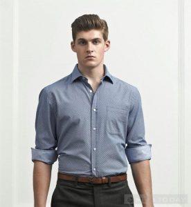 Bật mí cách chọn áo sơ mi nam body cao cấp