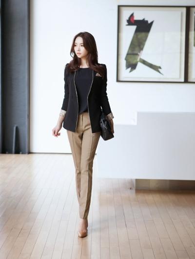 Những lưu ý khi chọn mua vest nữ cao cấp -mua vest nữ ở đâu đẹp Hà Nội
