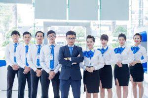 """""""Điểm mặt chỉ tên"""" xưởng may đồng phục đẹp tốt nhất tại Hà Nội"""