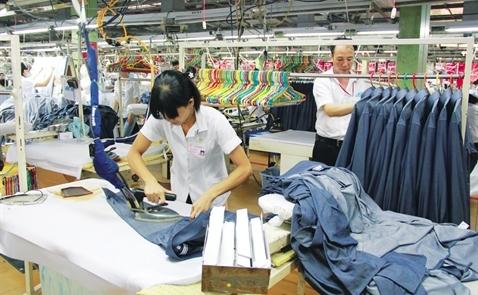 Công ty thời trang CAVINO nơi nhận hàng gia công uy tín