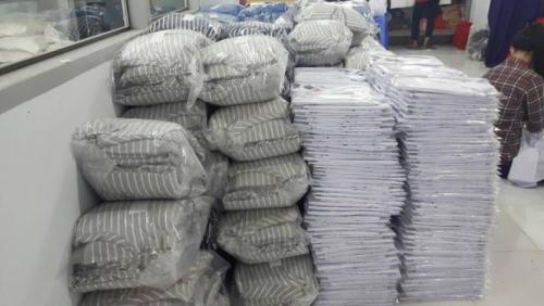Xưởng quần áo Hà Nội CAVINO uy tín , chất lượng