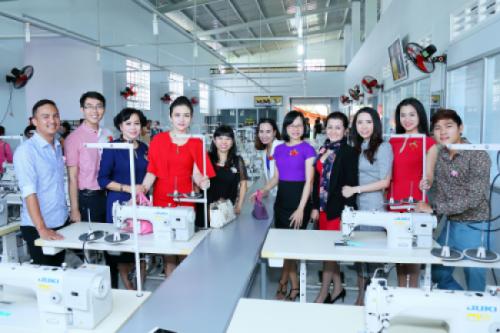 Tìm cơ sở may gia công quần áo ở đâu đẹp Hà Nội