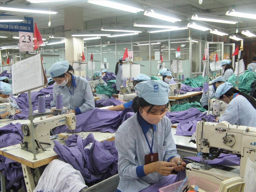 Xưởng may quần áo ở Hà Nội uy tín , chất lượng CAVINO