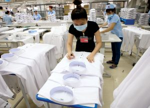 Bật mí nơi gia công hàng may mặc hàng đầu tại Hà Nội