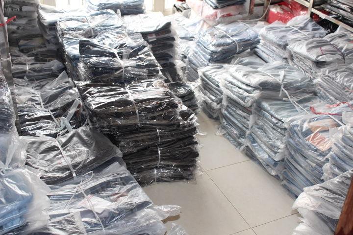 Xưởng thời trang CAVINO chuyên gia công hàng may mặc uy tín tại Hà Nội