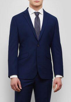 Vest nam màu xanh tím than cao cấp