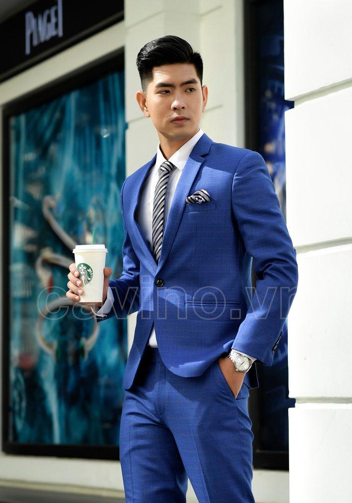Cavino – địa chỉ mua áo vest nam Hà Nội chất lượng