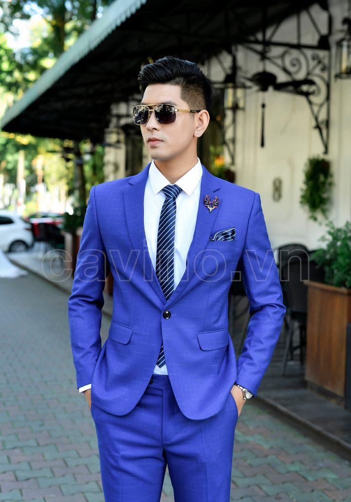 Xưởng may quần áo nam CAVINO uy tín , chất lượng , giá rẻ .