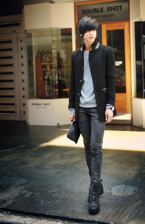 Năng động và sáng tạo với áo vest nam thời trang và quần jeans