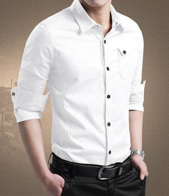 Kinh nghiệm khi chọn cửa hàng áo sơ mi trắng nam giá rẻ