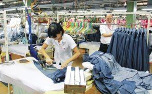 Xưởng may giá sỉ uy tín tại Hà Nội