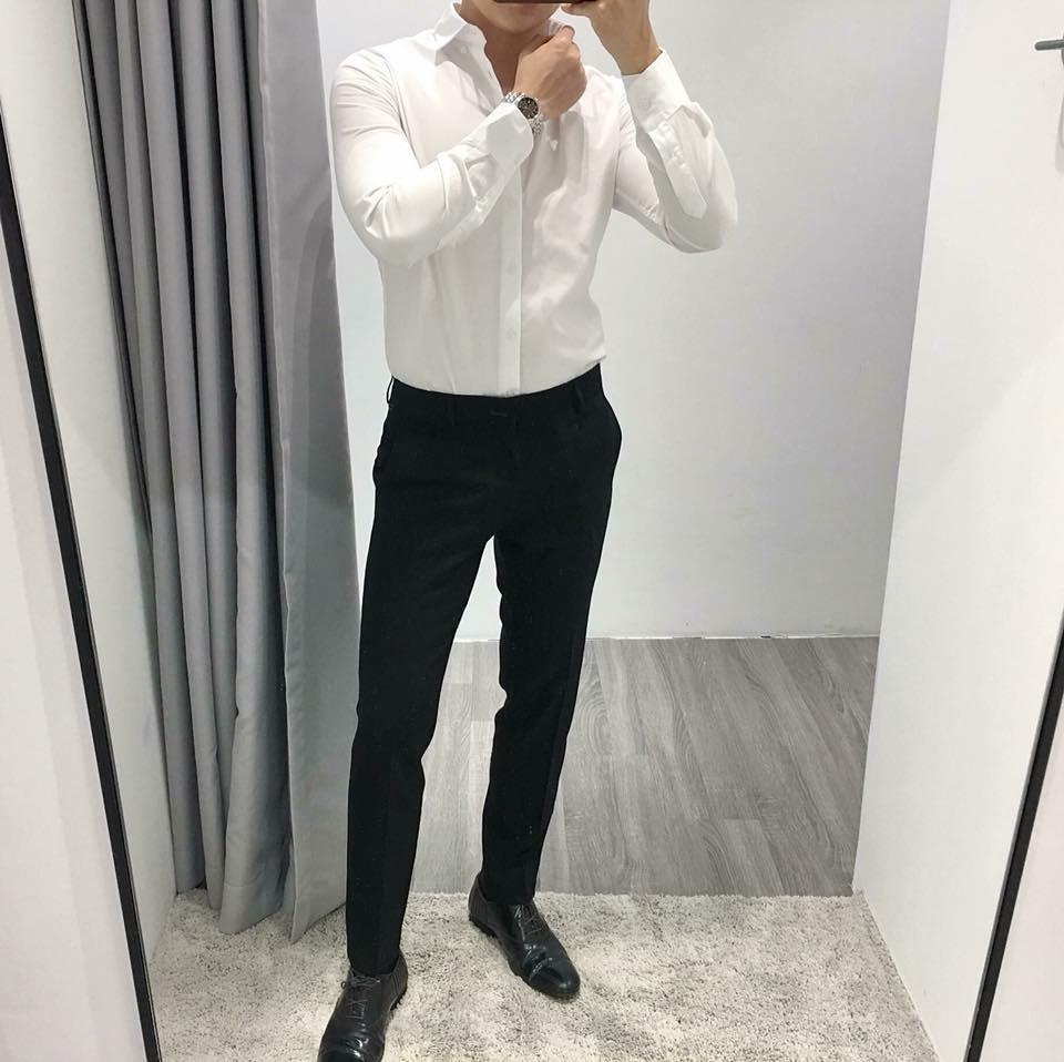 Phong cách công sở của xưởng may quần áo giá rẻ CAVINO