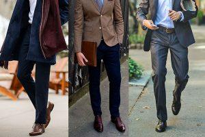 Bắt kịp xu hướng hiện đại với những mẫu giày nam mới nhất