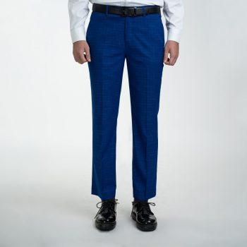 quần xanh caro bóng mới
