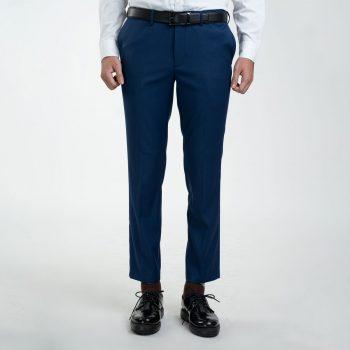 quần âu xanh navy mới