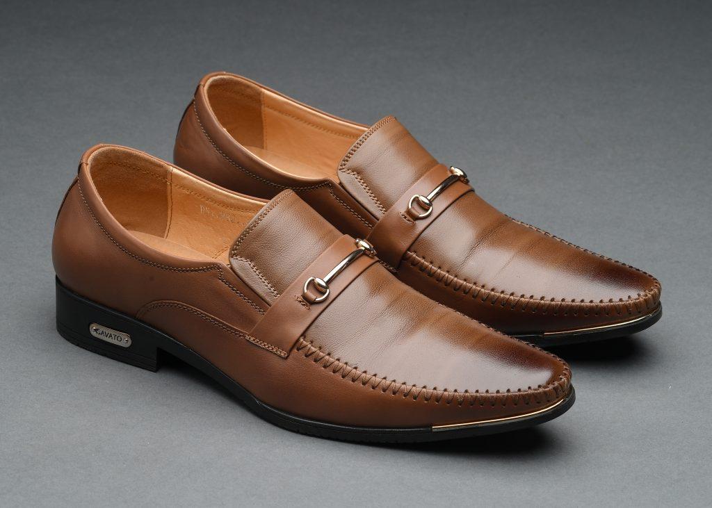 giày tây nam cao cấp mẫu mới